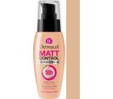 Dermacol Matt Control 18h Makeup 3 Nude 30 ml