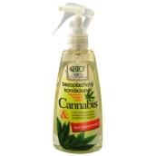 Bione Cosmetics Cannabis regenerace a výživa bezoplachový kondicionér 260 ml