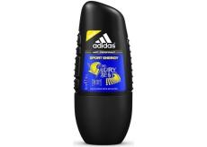 Adidas Cool & Dry 72h Sport Energy kuličkový antiperspirant deodorant roll-on pro muže 50 ml