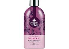 Tetesept Auszeit Odpočinek růžová orchidej a ylang-ylang pěna do koupele 420 ml