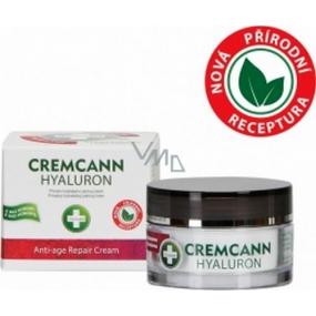 Annabis Cremcann Hyaluron přírodní hydratační pleťový krém 50 ml