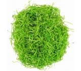 Decorative wooden green grass 50 g