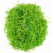 Decorative wooden green grass 50 g