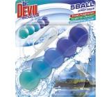 Dr. Devil Polar Aqua BiColor 5Ball Wc hanger 35 g