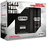 Str8 Original voda po holení 100 ml + deodorant sprej 150 ml, kosmetická sada