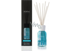 Millefiori Milano Natural Mediterranean Bergamot - Mediterranean bergamot Diffuser 500 ml + 12 cm long stalks in large spaces last 6-7 months