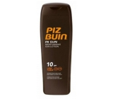 Piz Buin In Sun SPF10 moisturizing waterproof sunscreen 200 ml