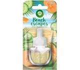 Air Wick Beach Escapes Aruba melon cocktail electric freshener refill 19 ml