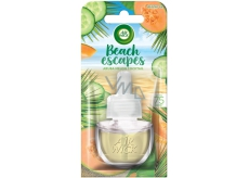 Air Wick Beach Escapes Aruba melon cocktail electric freshener refill 19 ml