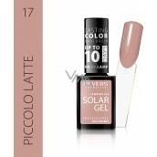 Revers Solar Gel gel nail polish 17 Piccolo Latte 12 ml