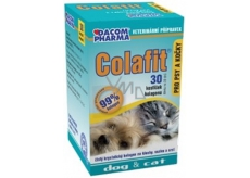 Colafit Dog for dogs and cats 30 cubes 0326 DISCOUNT September 06/2019