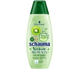 Schauma Nature Moments Kiwi, cucumber and hemp seeds shampoo for normal to dry hair 250 ml