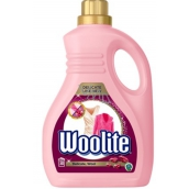 Woolite Delicate & Wool liquid detergent for delicate laundry and woolen clothes 30 doses 1.8 l