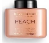 Makeup Revolution Loose Baking Powder Peach Loose Powder 32 g