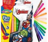 Colorino Fixy Marvel Avengers 12 colors