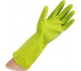 Vulkan Niké Soft & Sensitive Rubber Cleaning Gloves With 1 Pair