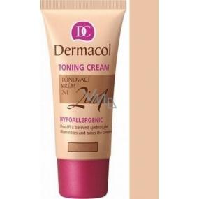 Dermacol Toning Cream 2in1 Light 30 ml