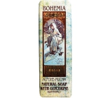 Bohemia Gifts Alfons Mucha Aquamineral with glycerin toilet soap 125 g