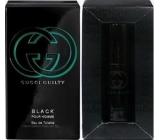 Gucci Guilty Black pour Homme EdT 8 ml eau de toilette Ladies