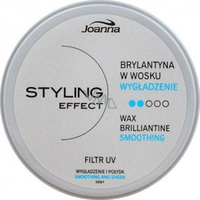 Joanna Styling Effect Brilantina hair wax 45 g