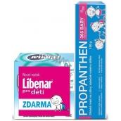 Omega Pharma Propanthen 365 Baby 100 g + Libenar nosní kapky pro děti 15 x 5 ml