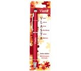Nekupto Stylus Ballpoint Pen named Vlasta