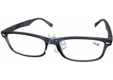 Berkeley +3.0 prescription reading glasses black mat 1 piece MC2 ER4040