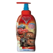 Cars II 2v1 Bath & Shower Gel 1L exp.09 / 2017