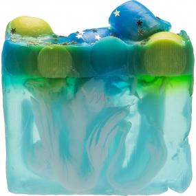 Bomb Cosmetics Mint Planet Natural glycerine soap 100 g