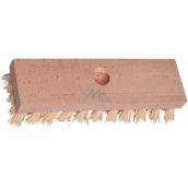 Spokar Kartáč podlahový na hůl dřevěné těleso, vlnitá syntetická vlákna 4224/861