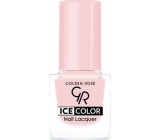 Golden Rose Ice Color Nail Lacquer nail polish mini 215 6 ml