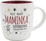 Nekupto Gift Center Ceramic Mug Best Mom 350 ml