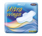Micci Ultra Wings intimate pads with wings 10 pieces