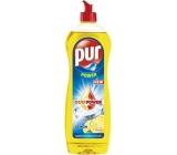 Pur Duo Power Lemon hand dishwashing liquid 900 ml