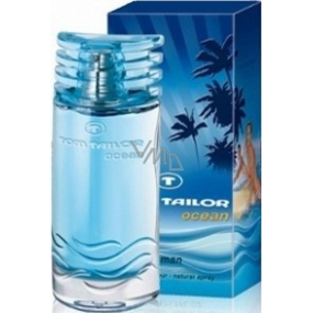 Tom Tailor Ocean Man AS 50 ml mens aftershave