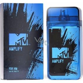 MTV Amplify Man toaletní voda 50 ml