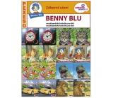 Ditipo Benny Blu Memory game 297 x 222 mm