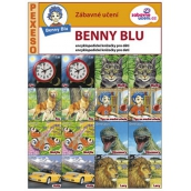 Ditipo Benny Blu Memory game 297 x 222 mm
