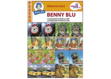 Ditipo Benny Blu Pexeso 297 x 222 mm