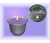 Lima Ozona Lavender scented candle 115 g