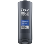 Dove Men + Care Hydration Balance shower gel for men 250 ml