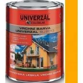 Colorlak Universal SU2013 Synthetic Gloss Finish Yellow Chrome Medium 0.6l