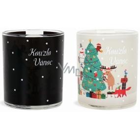 Albi Changing glass mug Christmas magic 310 ml