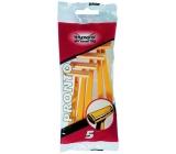 Wilkinson Pronto disposable razor 5 pieces