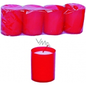 The illumination candle cylinder W2 4 pcs / 50 g