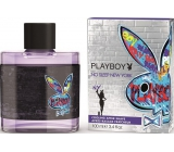 Playboy No Sleep New York water after shave 100 ml