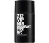 Carolina Herrera 212 VIP Men's Men's Deodorant Stick 75 ml