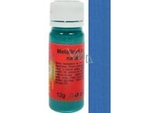 Art e Miss Color for textiles - light and dark 43 metallic light blue 12 g