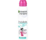 Garnier Mineral Invisible Fresh Scent 48h antiperspirant deodorant spray for women 150 ml