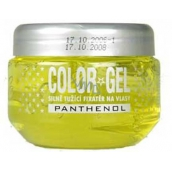Color Panthenol hair gel 175 ml